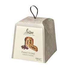 Panetone mini Classico of Chocolade